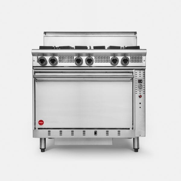Cookon GR6C Gas Convection Oven - Commercial kitchen equipment