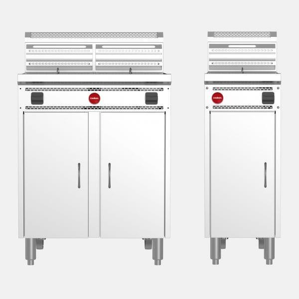 Cookon Commercial Gas Deep Fryer 300S Series