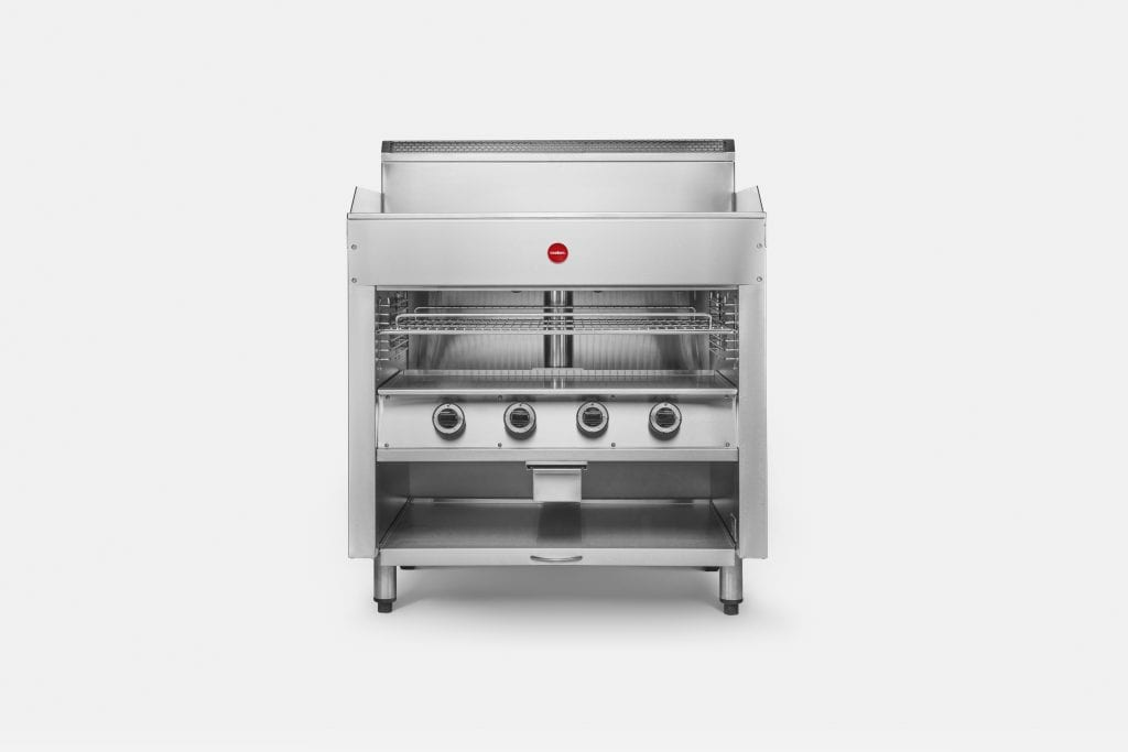 Cookon Griddle Toaster - Commercial Kitchen Equipment